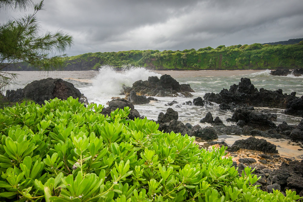 Lava Beach 1