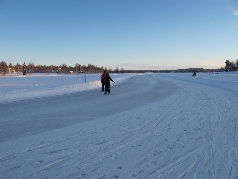 Piteå Ice River Walk
