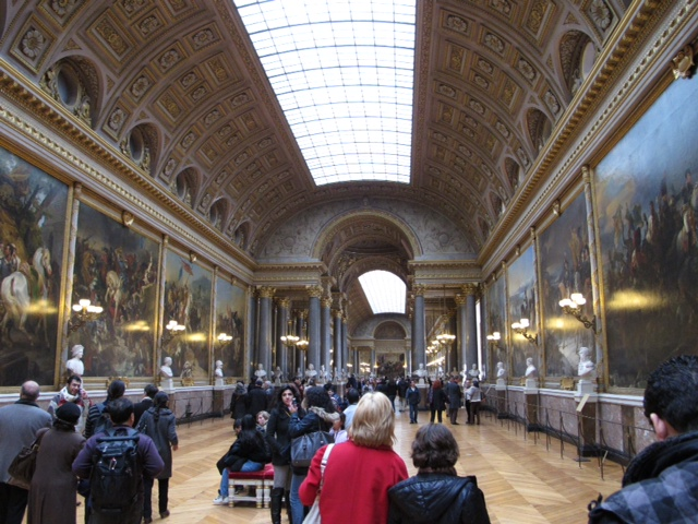 More Versailles