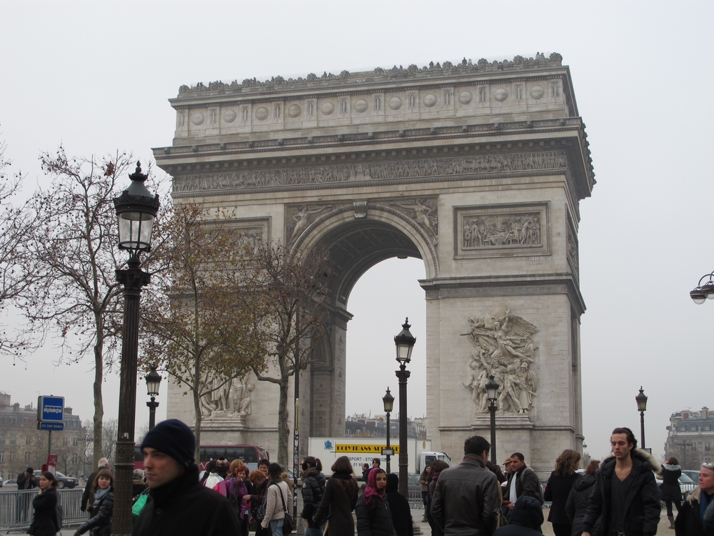 Paris holiday day 1!