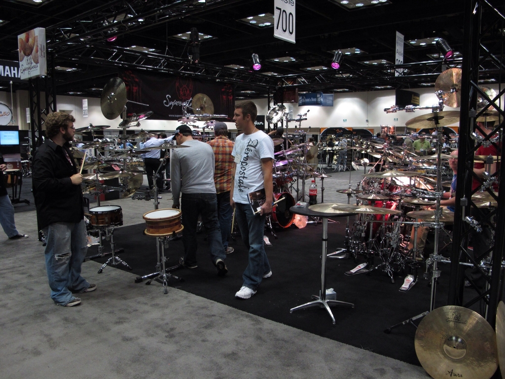 A few bad photos of PASIC.