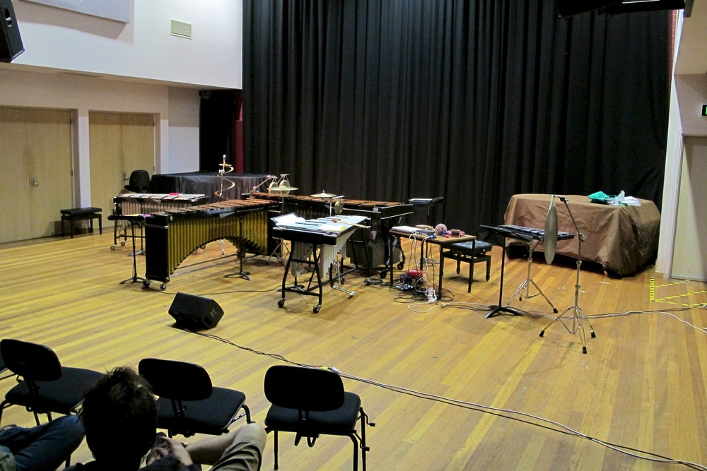 Ensemble Evolution concert at VCA Melbourne, 2012-03-12.jpg