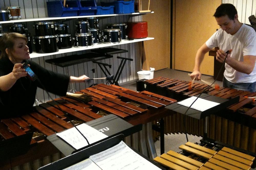 Rehearsing 3p3p in Piteå