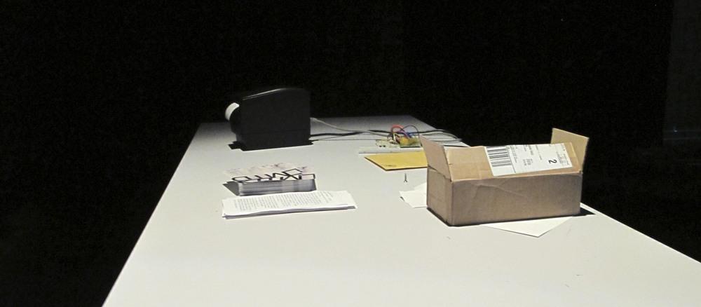 Ticket table at The Last Man to Die.jpg