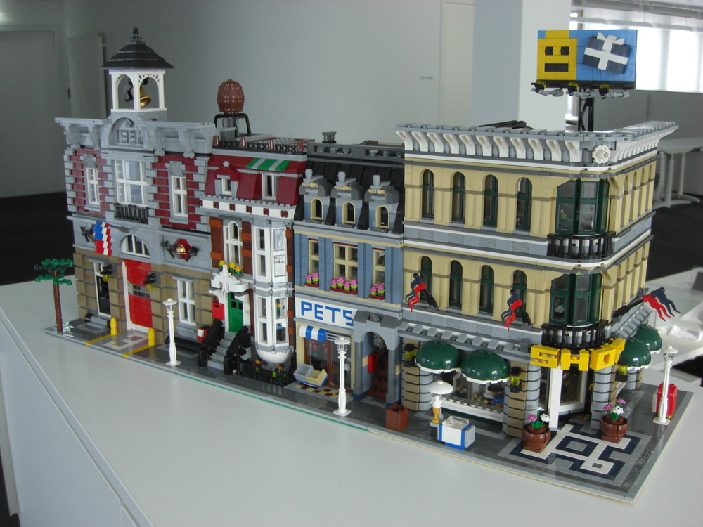 More modular houses