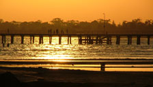 the Pier at Altona Beach