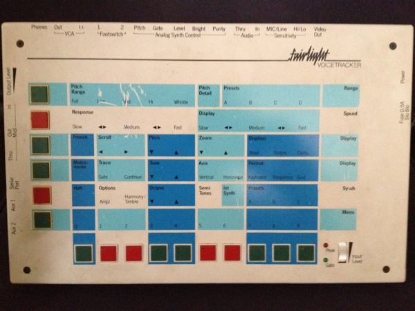 Fairlight Voicetracker