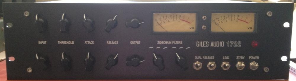 GILES Audio 1722 Prototype