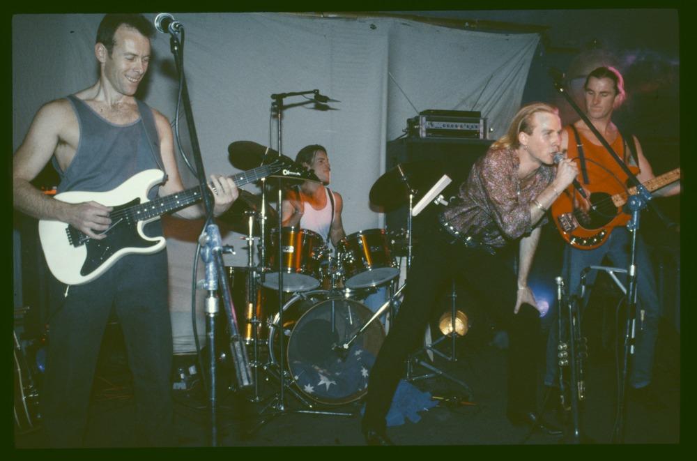 Strumpet 1989 Live at ID's, Greville St Prahran