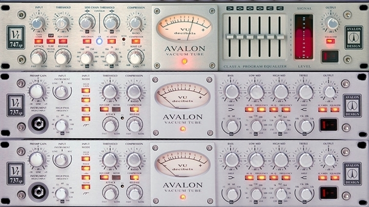 Avalon Valve Processing