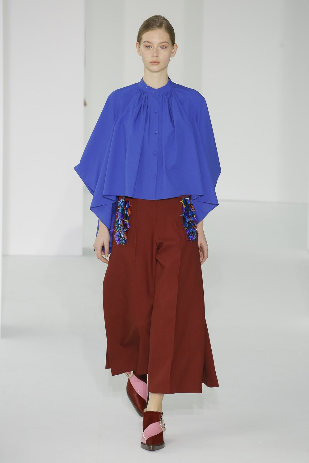 Trends : Colour Blocking - Delpozo AW17