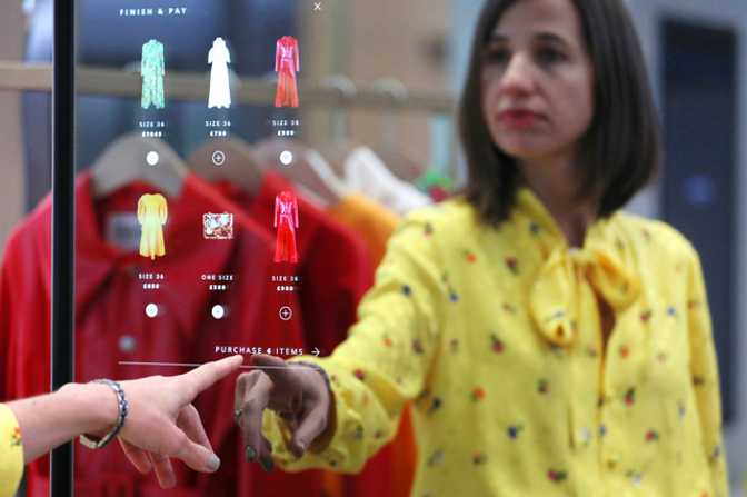 The Future Of Retail - Back To Bricks-And-Mortar We go, Getty image via Monocle
