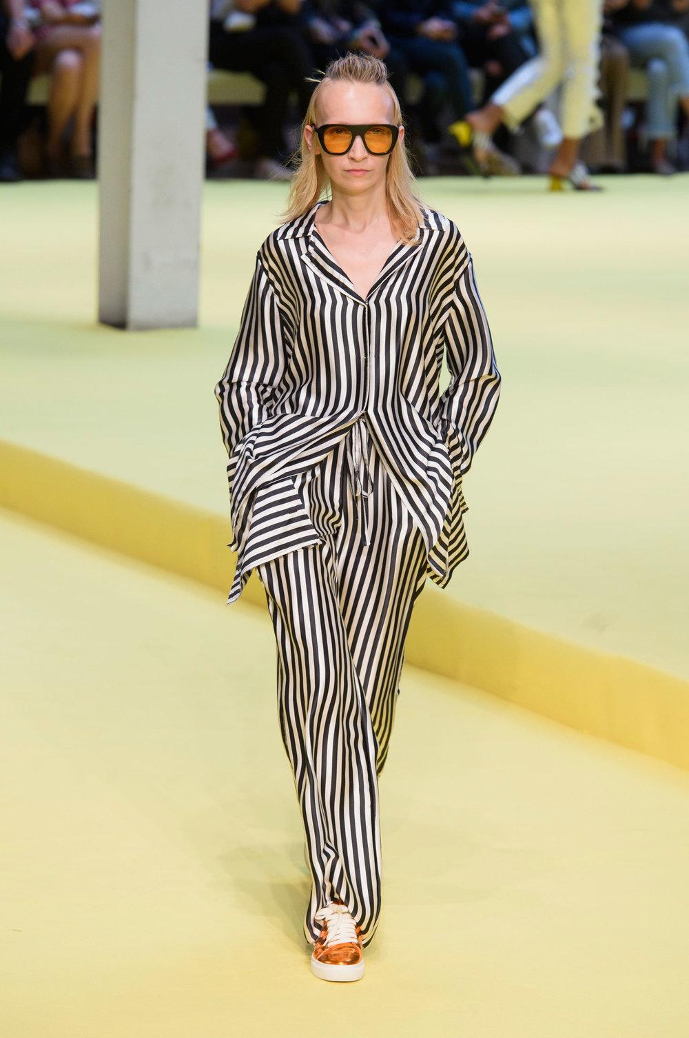 Stripes at Almeida, via The Impression