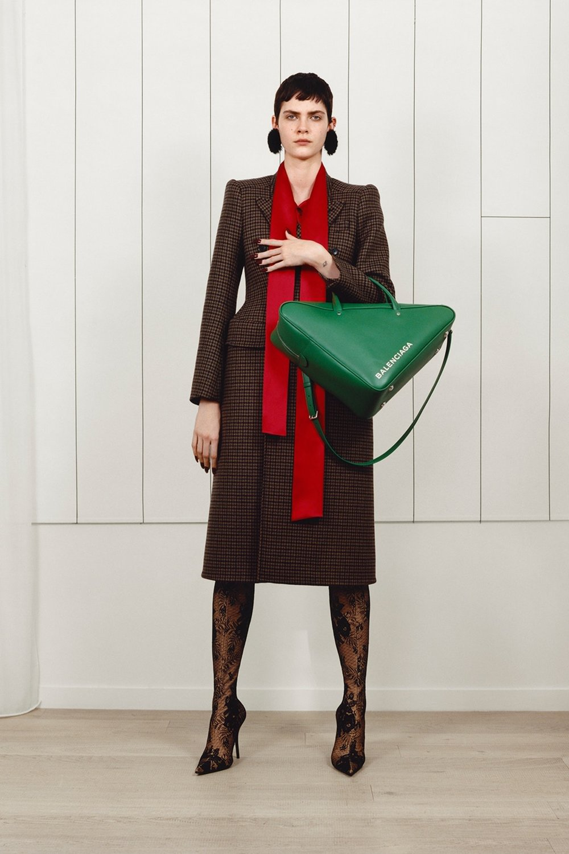 Balenciaga Pre-Fall 2017, via The Business Of Fashion