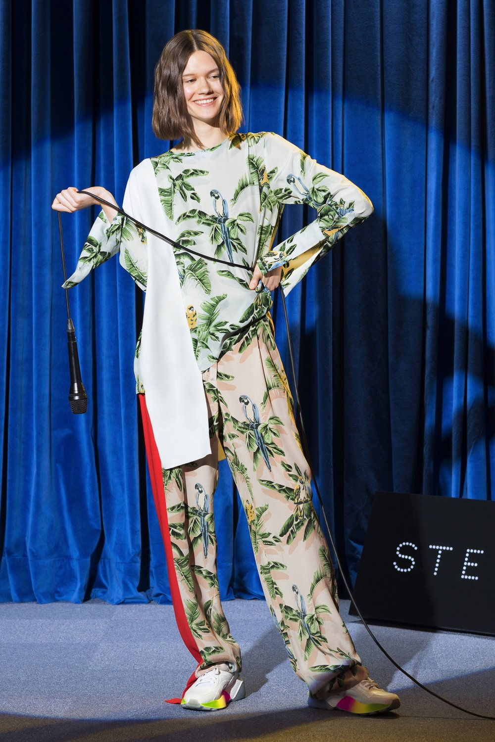 Stella McCartney Resort 2018 via The Business Of Fashion