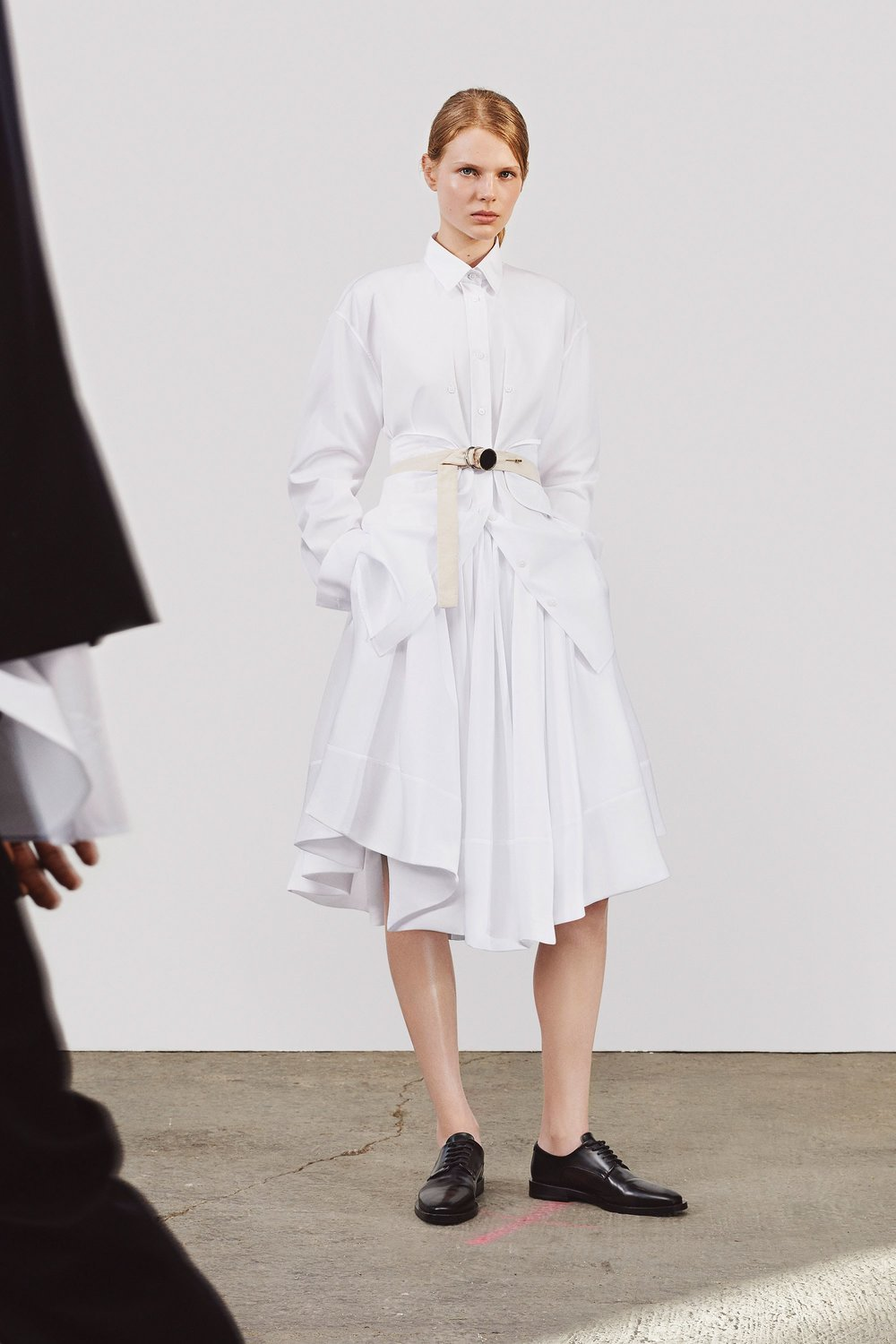 Jil Sander Resort 2018, image via The Impression