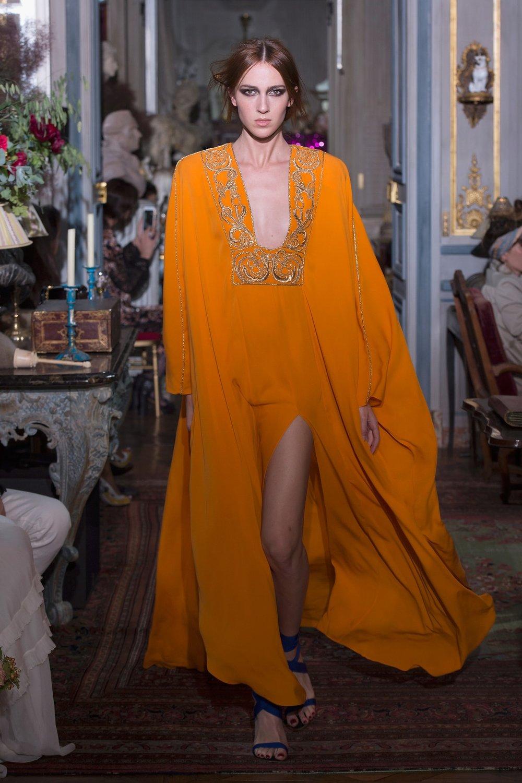 Dundas Spring 2018, via The Business Of Fashion