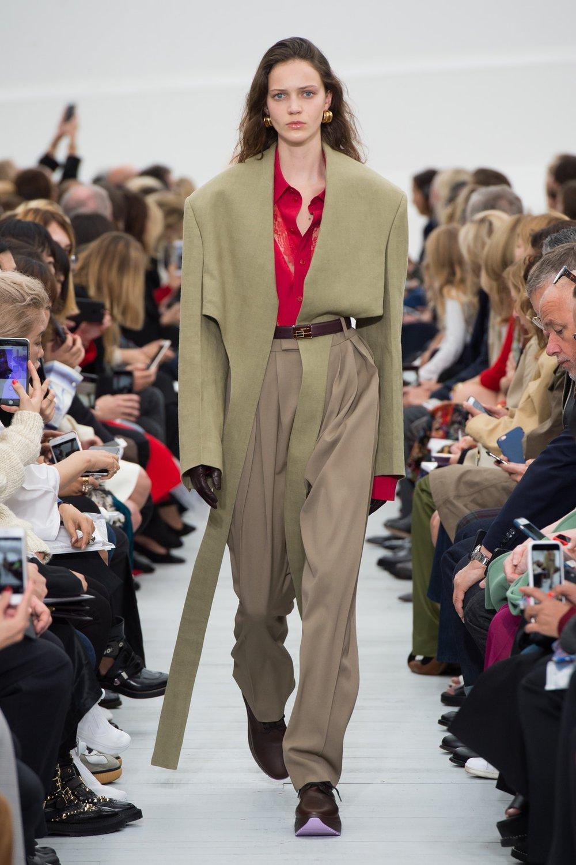 Céline Ready-To-Wear Spring 2018