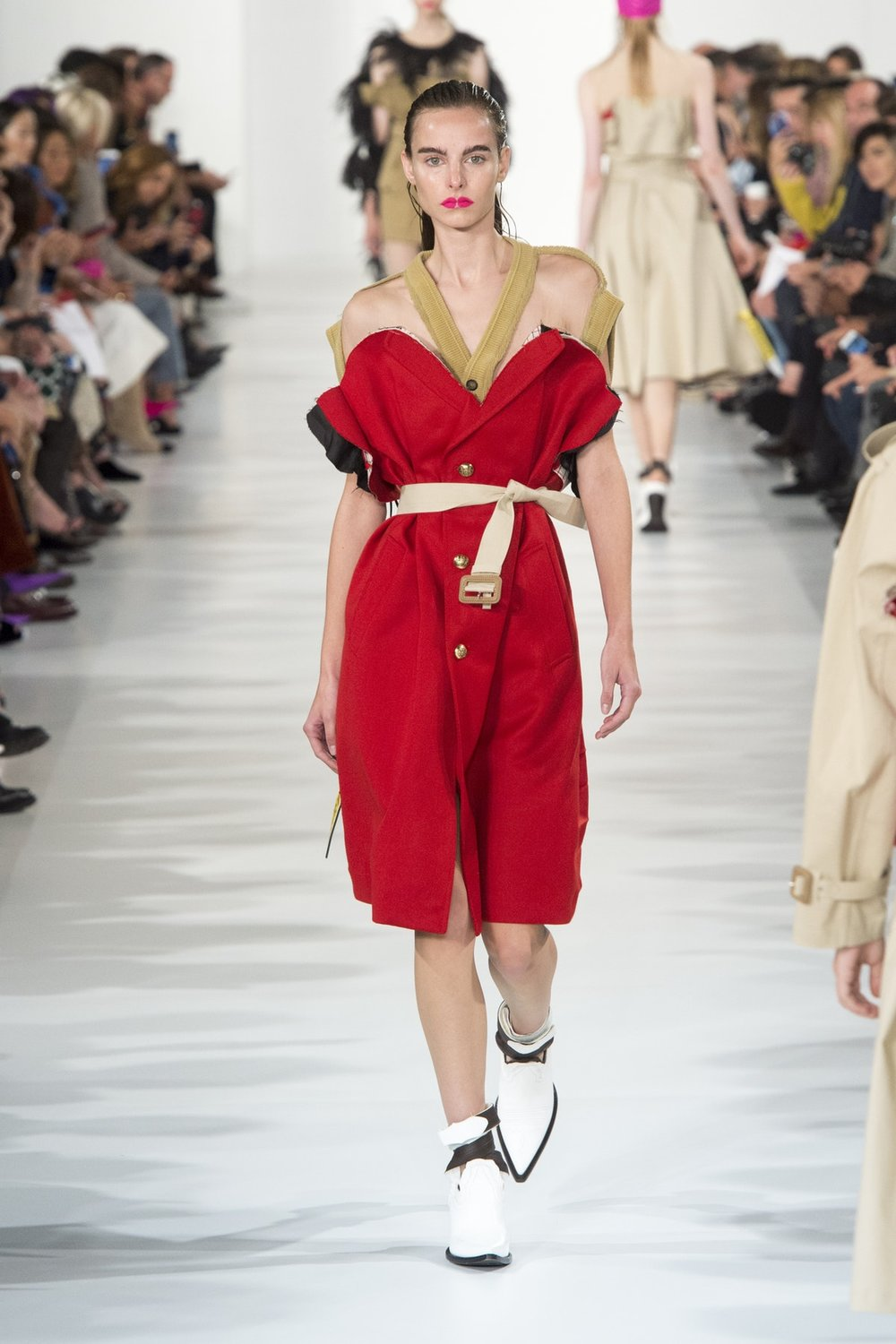 Maison Margiela Spring 2018 Ready-To-Wear