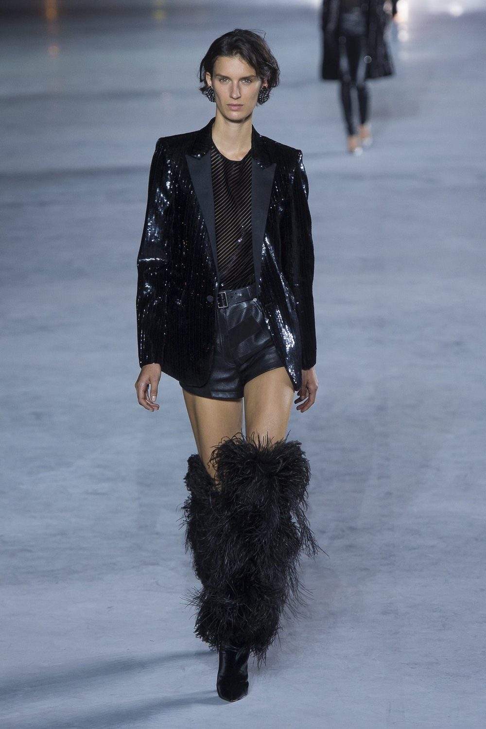 Saint Laurent, Ready-To-Wear Spring 2018