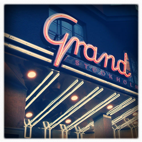iPhoneography: Grand cinema