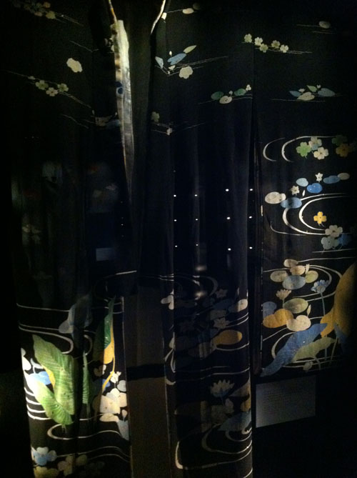 iPhone photography: Kimono fragments