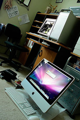 Jamie Berry's workspace