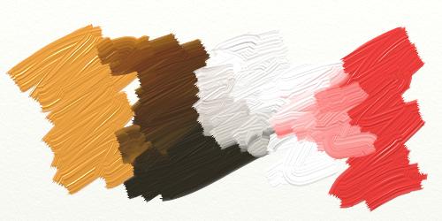 Zorn palette