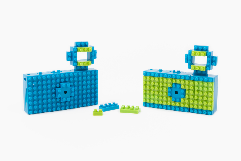 Nanoblock Toy Camera