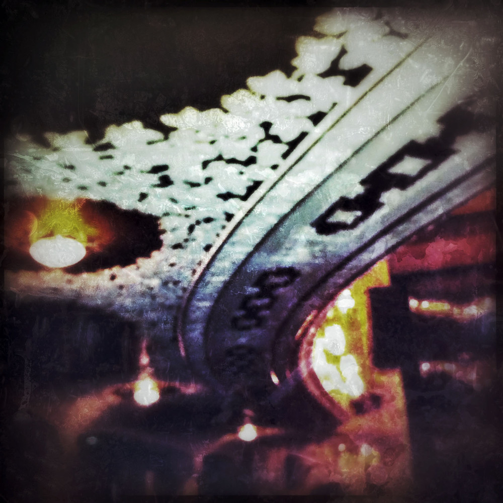 iPhone photo: in the theatre