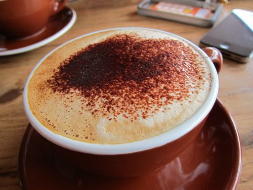 Frisk Espresso | Bowl of Honey