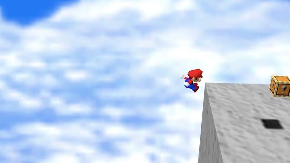 Mario 64 rainbow ride 1-up.png
