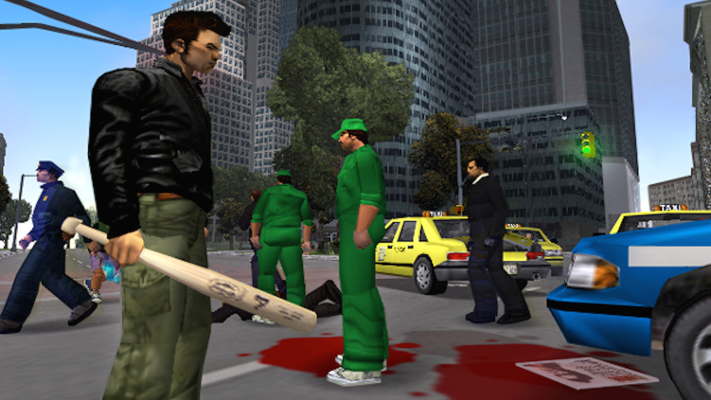 There was a time when  GTA  represented exciting possibilities for gaming.  Source