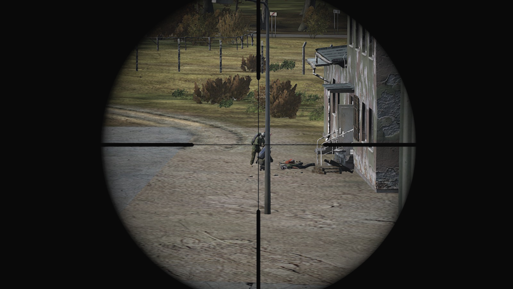 DayZ  is one of those games where you learn from experience how to read situations, and the screenshots look very different after that.  Source
