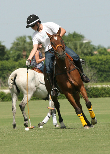 ANOTHER FUN DAY AT SUMMER POLO SCHOOL  AT GRAND CHAMPIONS