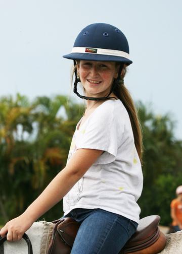Grand Champions Polo Club Hosts Weeklong Polo School