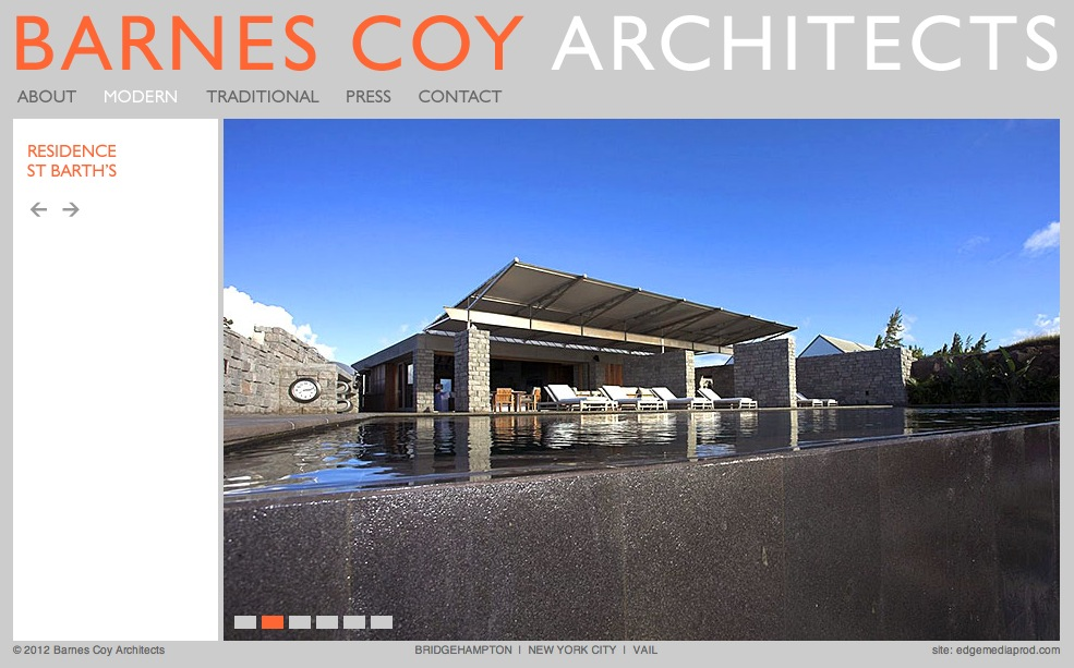 Barnes Coy Architects