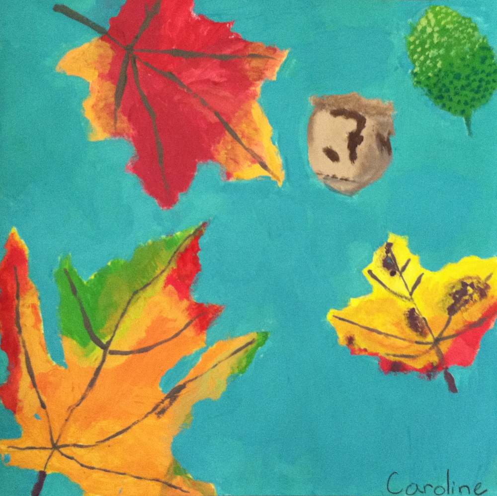 Observational Study of Leaves, Age 7