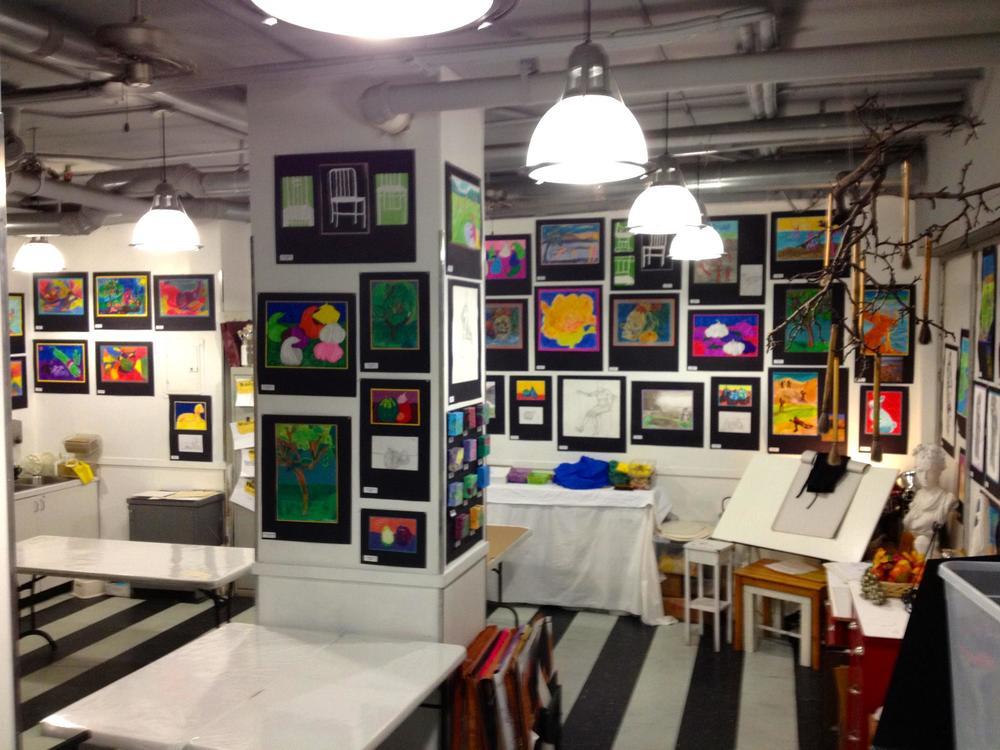 Arts in Action VAP's Teaching Studio