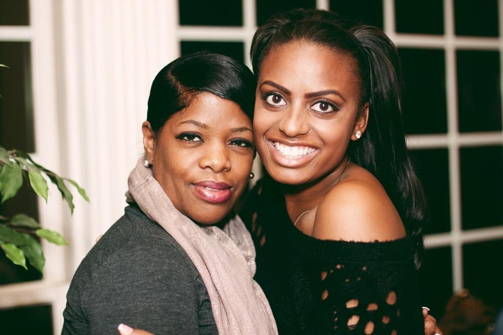 MOM (AUNT CYNTHIA) &  JOI
