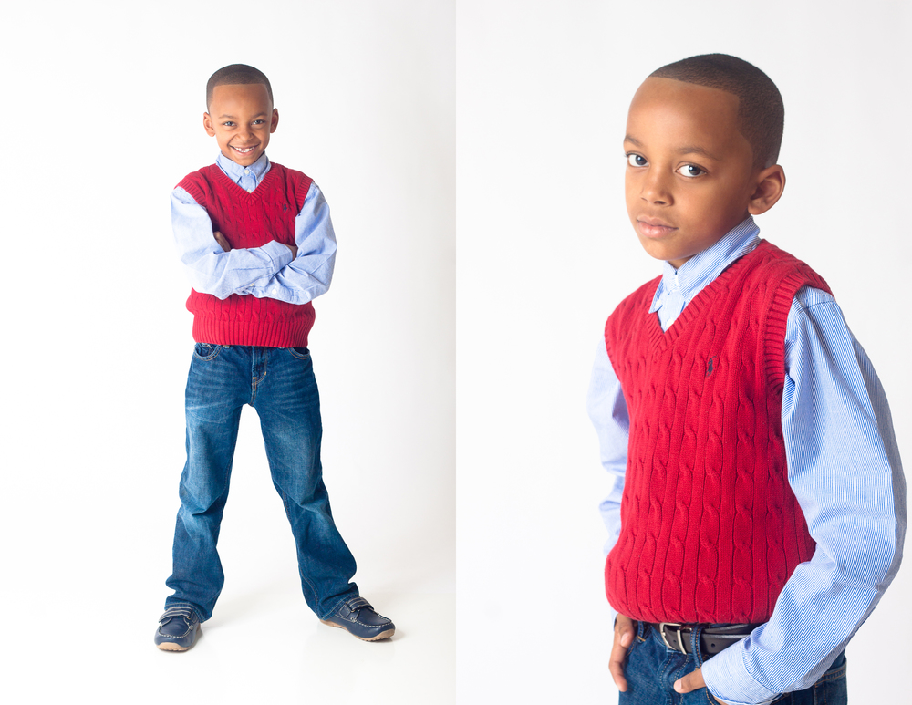 CHILD PORTRAITURE BY REGGIE GREEN