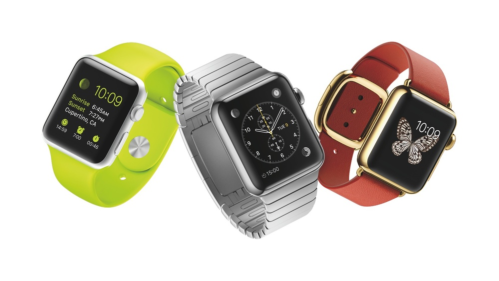 Apple Watch (Imagen cortesía de Apple, Inc.)
