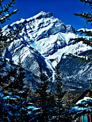 Beautiful Banff by J. Gazo-McKim ©2010