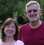 Your innkeepers - Cathy & Jim Marker