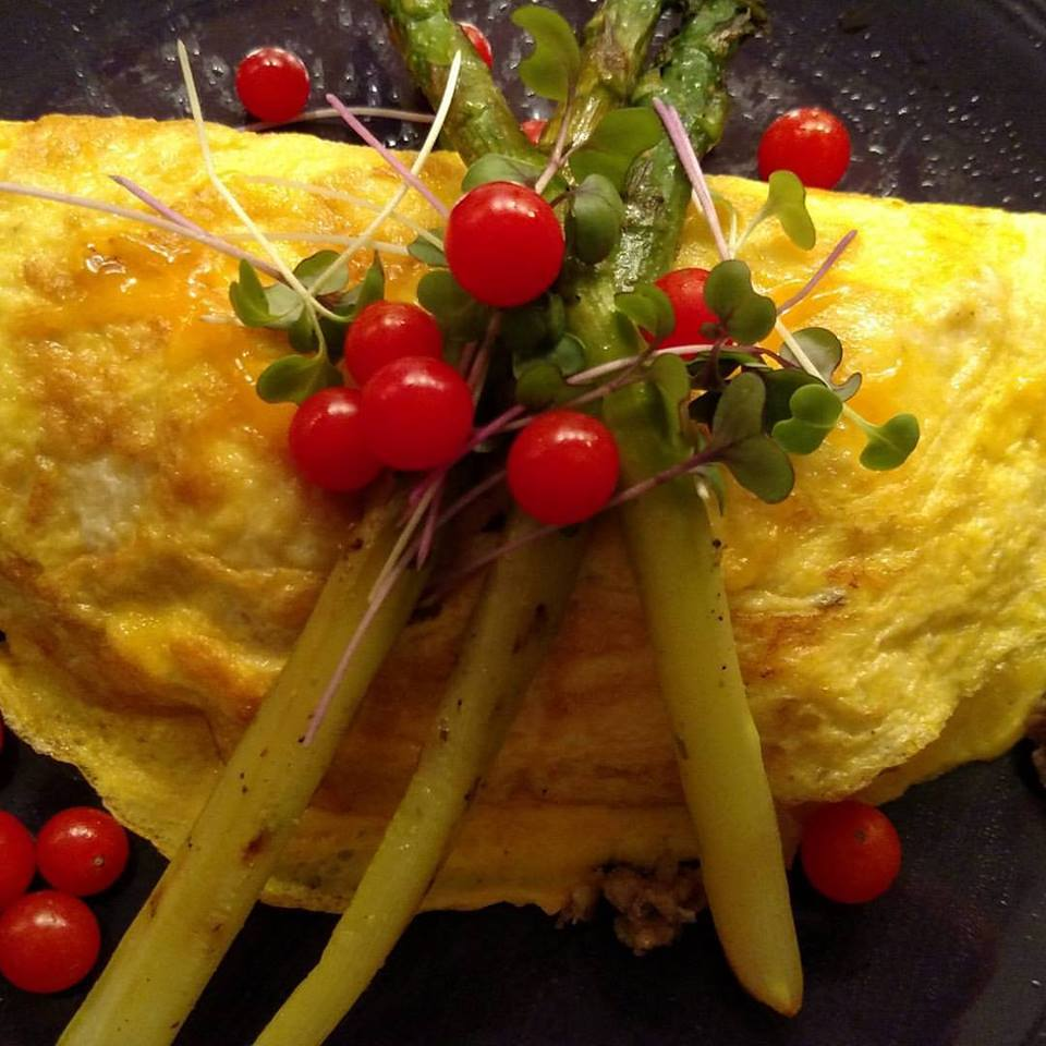 Omelet, anyone?