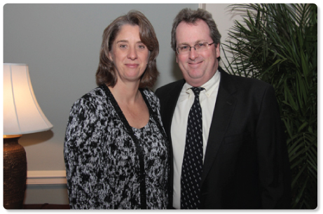 Edlyn and David Pursell, Chairpersons