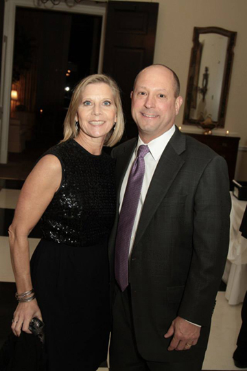 Renee and John Hawkins, Chairpersons