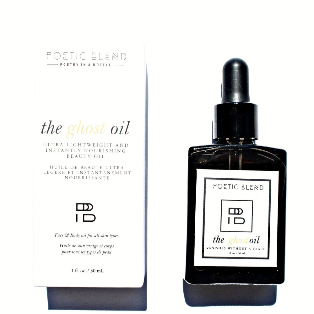 Poetic Blend's ghost oil