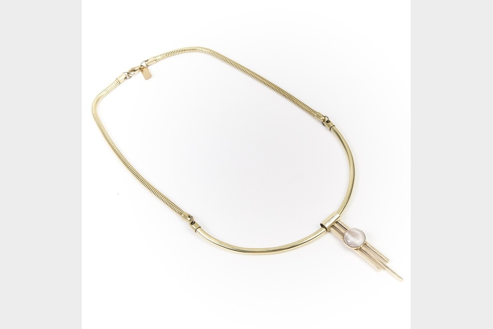 Gift Ideas from BRIKA :Estelle necklace by Lindsay Lewis