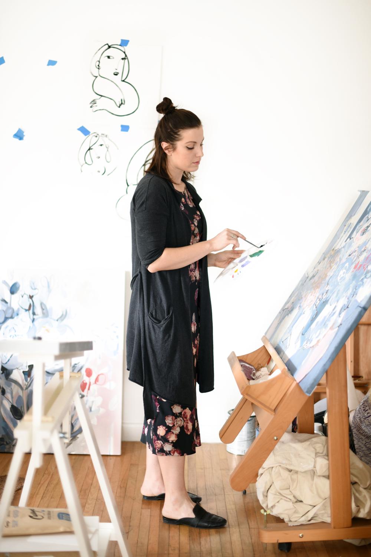 Artist Series : Ospre Studio